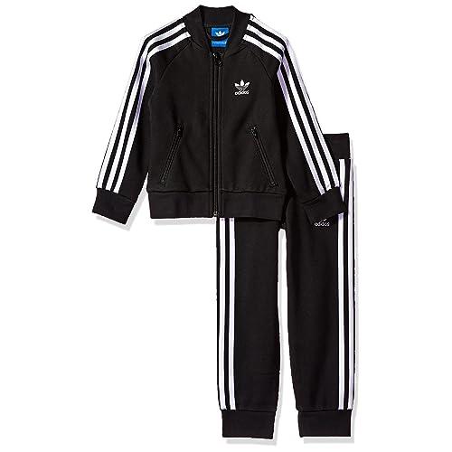 060ad4807d39 adidas Originals Girls  Kids Superstar Track Suit