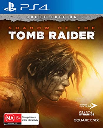 Shadow of The Tomb Raider: Croft Edition (PlayStation 4)