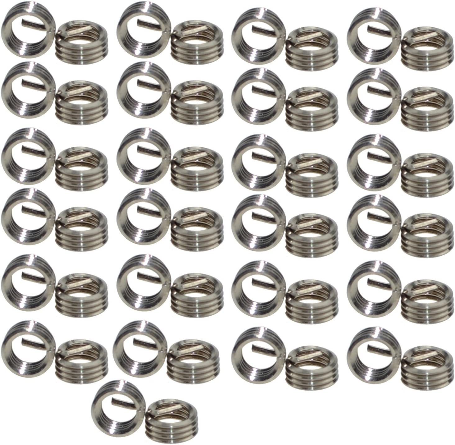 XunLiu 304 Stainless Steel Wire Max Max 79% OFF 77% OFF Stripped HeliCoil Insert Thread