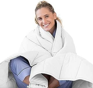 LUNA Weighted Blanket (20 lbs - 60x80 - Queen Size) –...