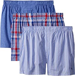 Murray Plaid/Bill Plaid/Jack Stripe
