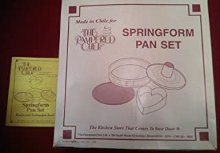 Pampered Chef Springform Pan Set by The Pampered Chef