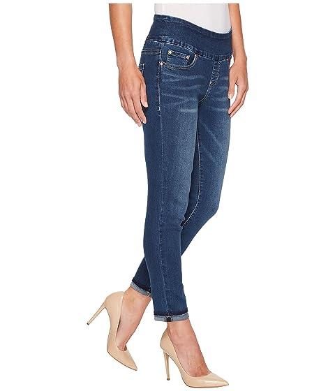 ajustados Jeans dobladillo Kodiak hacer Kodiak Jeans dobladillo deshecho Jag en con sin azul azul Amelia tobillo wFTEEq