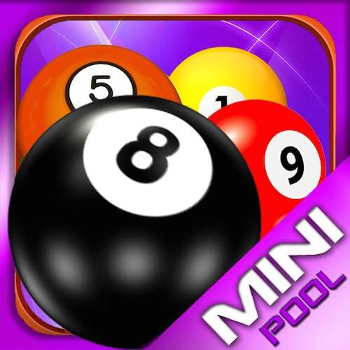 8 Ball Mini Pool Pro