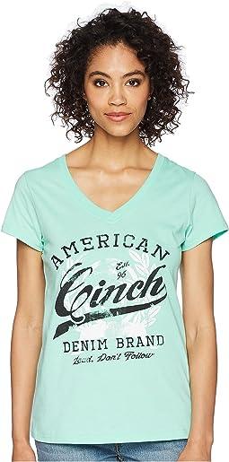 Cinch Cotton Jersey Short Sleeve