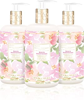 Beautiful 2x Baylis & Harding Pink Magnolia & Pear Blossom Moisturising Bath Soak 500ml Buy One Get One Free Bar Soaps Health & Beauty