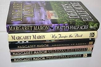Margaret Maron 5-book Deborah Knott Collection #1 Bootlegger's Daughter; 2 * Southern Comfort; 3 * Shooting at Loons; *4 U...