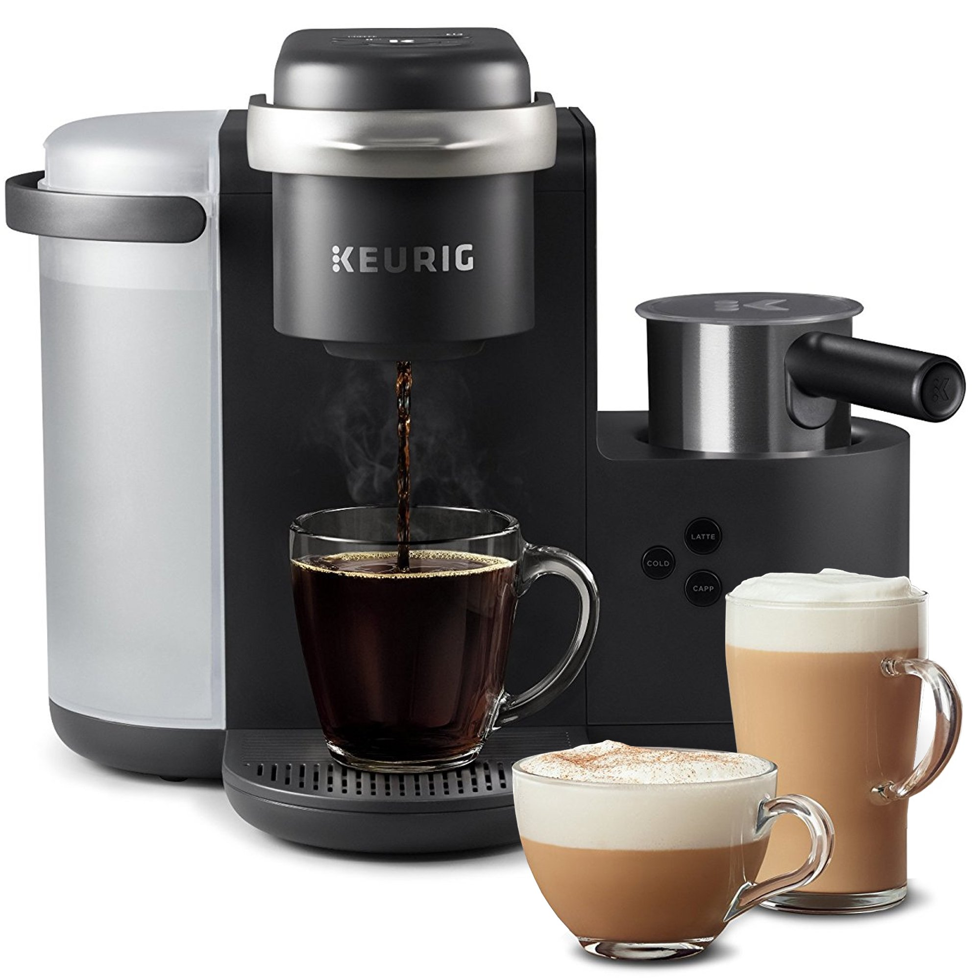 Keurig K-Cafe Coffee Maker, Single Serve