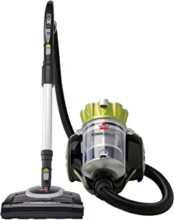 Bissell Powergroom Multicyclonic Bagless Canister Vacuum - Corded - 1654