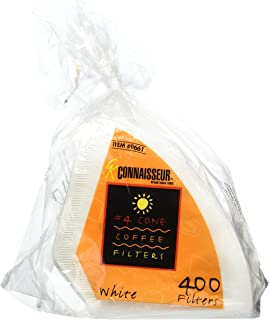 Rockline #4 Cone Coffee Filters – Oxygen Cleansed- 400 Count
