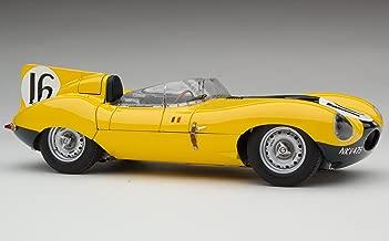 1957 Exoto Jaguar D-Type 'Short Nose' Equipe Nationale Belge #16