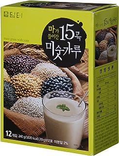 新韓 のむ穀物! ミスカル 240g(20g×12個)