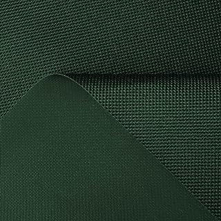 9,98€/m Breaker wasser dicht - Oxford Polyester Stoff mit Beschichtung - winddicht, wasserdicht, beschichtet - Segeltuch per 0,5m, dunkelgrün