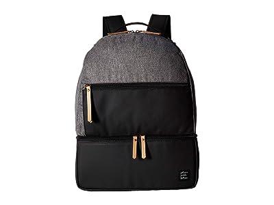 petunia pickle bottom Axis Backpack (Graphite/Black) Diaper Bags