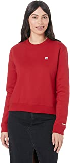 Calvin Klein Jeans Women's Boxy Crew Neck Sweater