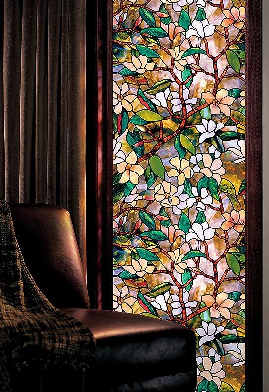Artscape 01 0113 Magnolia Window Film 24 X 36