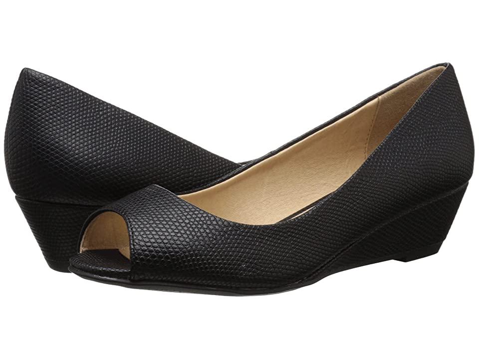 CL By Laundry Hartley (Black Lizard) Women