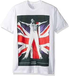 Freddie Mercury Flag T-Shirt