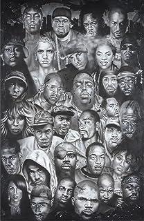 Studio B Hip-Hop Poster