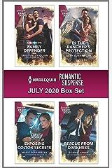 Harlequin Romantic Suspense July 2020 Box Set Kindle Edition