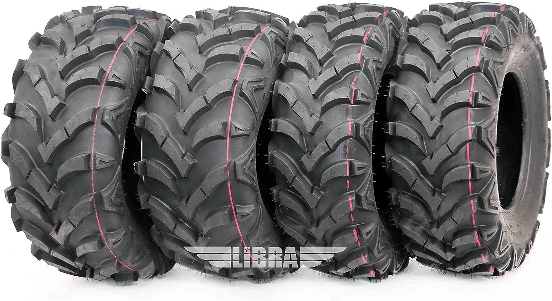 Set 4 WANDA security ATV tires 25x8-12 Trail Year-end gift for 25x12-10 Polaris 90-93