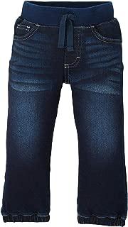 Wrangler Authentics Kids Toddler Boy's Knit Denim Pull On Jean