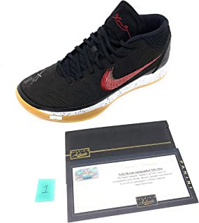 Kobe Bryant Los Angeles Lakers Signed Autograph Nike Limited Edition Shoe #1 Panini Authentic Certified *imperfect*