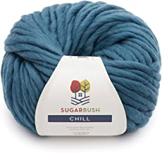 Sugar Bush Yarn Chill Extra Bulky Weight, Beaufort Sea
