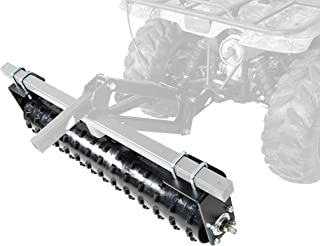 Black Boar ATV/UTV Cultipacker Implement, Breaks Up Clods, Packs Down Loose Soil and Forces Seed Bed (66009)