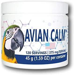 Equa Holistics, LLC. Avian Calm