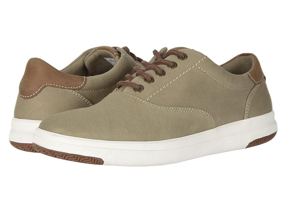 Dockers Kepler Smart Series Casual Sneaker with Smart 360 Flex and NeverWet (Khaki Stretch Twill) Men