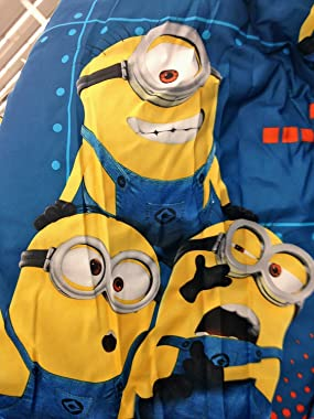 Despicable Me 2 Minions Comforter Twin