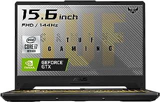 ASUS ゲーミングノートパソコン TUF Gaming F15(インテル Core i7-10870H/16GB, 512GB/1,920×1,080(144HZ)/GTX 1650/Webカメラ/15.6インチ/フォートレス・グレイ)【日本...