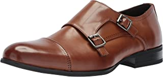 Unlisted by Kenneth Cole Men's EEL Monk-Strap Loafer