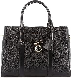 Luxury Fashion | Michael Kors Womens 30F9G0HS3L001 Black Handbag | Fall Winter 19
