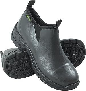 Michigan - Chaussures à Enfiler - Hauteur Cheville/en néoprène - pour l'écurie/la Boue/Le Jardin/la saleté