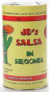 JD's Salsa in Seconds (HOT)