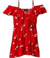 Becks Ruffle Dress (Big Kids)