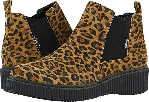 Dark Brown Leopardo