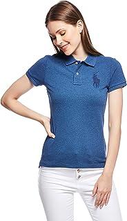 Polo Ralph Lauren-211661697024-Women-Tops-Blue-Xs