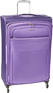 حقيبة سفر من سامسونايت ايكو لايت سبينر حقيبة سفر كبيرة باللون الأرجواني