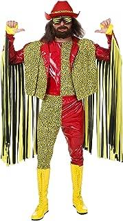 Randy Savage Macho Man Costume Adult WWE Costume