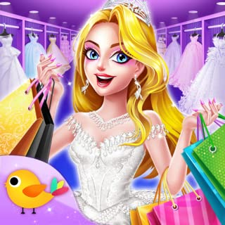 dream wedding boutique game