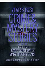 The Year's Best Crime and Mystery Stories 2016 Kindle Edition