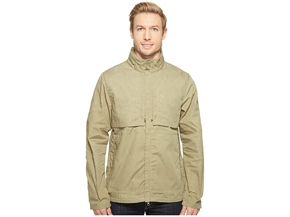 Fjallraven Travellers Jacket (Savanna) Men