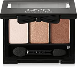 NYX Professional Makeup Love in Rio Eyeshadow Palette, Bikini Bottom, 0.11 Ounce