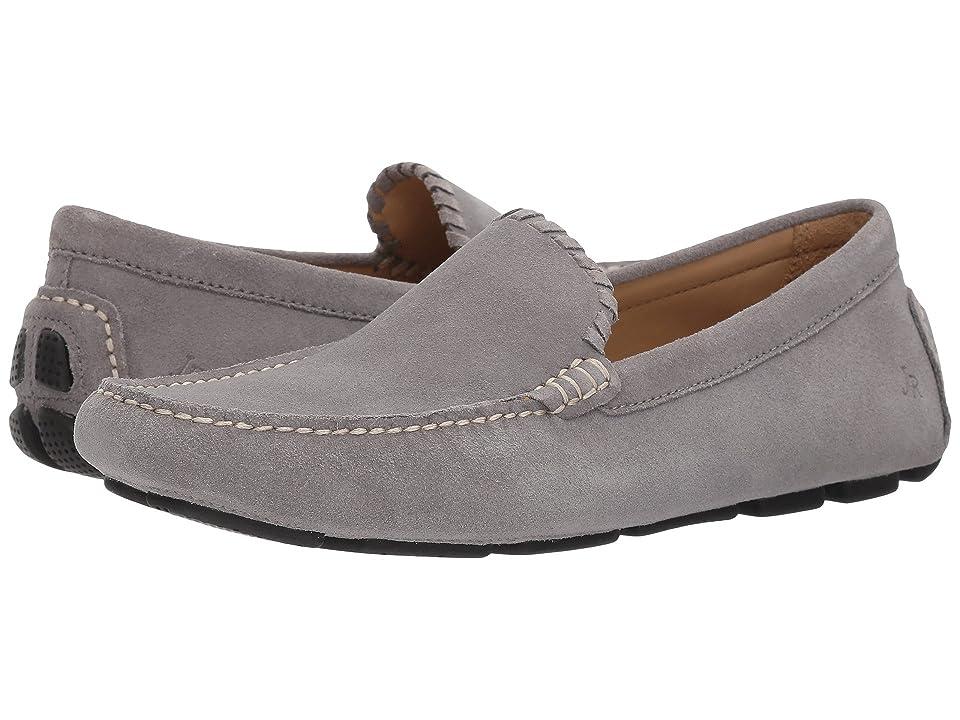 Jack Rogers Emmett Waterproof Loafer (Grey) Men's Slip on Shoes, Gray