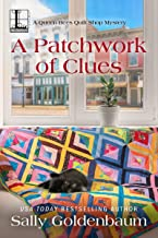 A Patchwork of Clues (Queen Bees Quilt Shop Book 1)