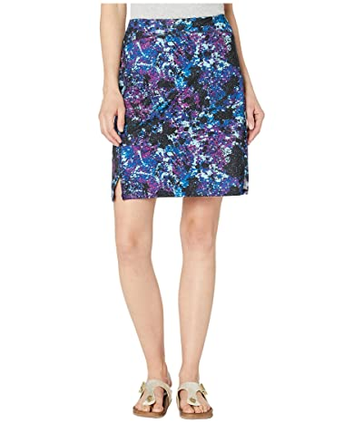 Skirt Sports Happy High Waist Skirt (Odyssey Print) Women