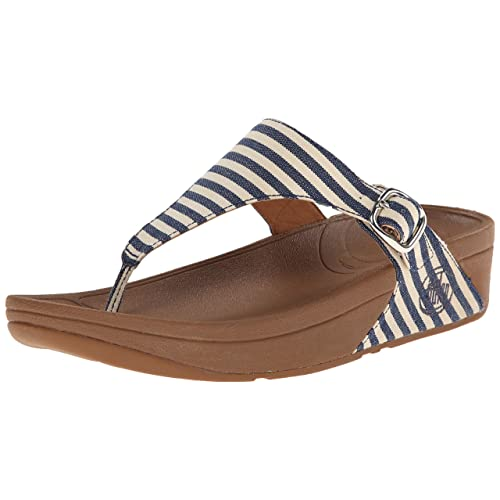74699bee631 FitFlop Women s The Skinny Fabric Flip-Flop